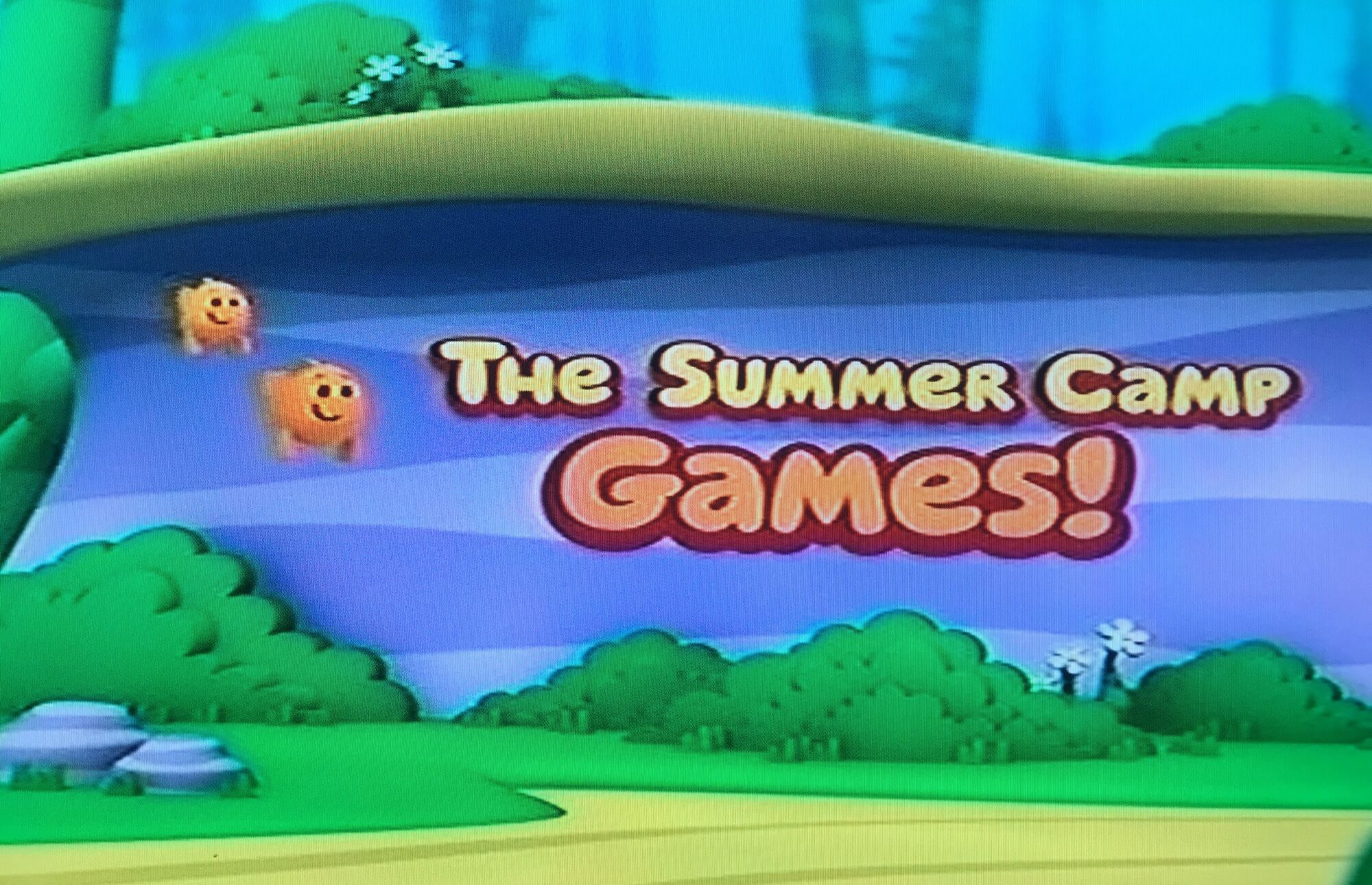 the summer camp games bubble guppies wiki fandom powered by wikia
