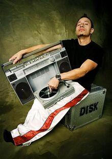DJ Disk