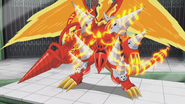 Ultimate Neo Dragon, Drum the Future (Anime-NC)