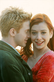 Buffy oz and will