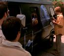Geek Trio's Van