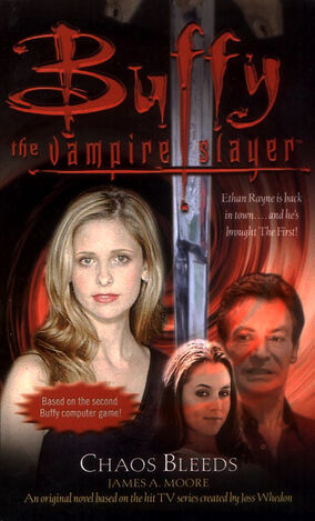 Chaos Bleeds Novel