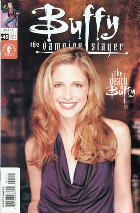 Buffy the Vampire Slayer 45 c01