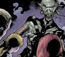 Unidentified debt collector demon