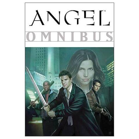 File:Angel Omnibus cover from Dark Horse.jpg