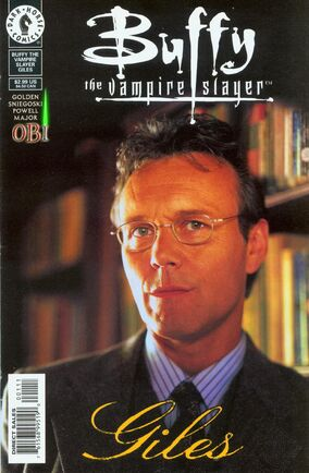 Giles comic photo cover