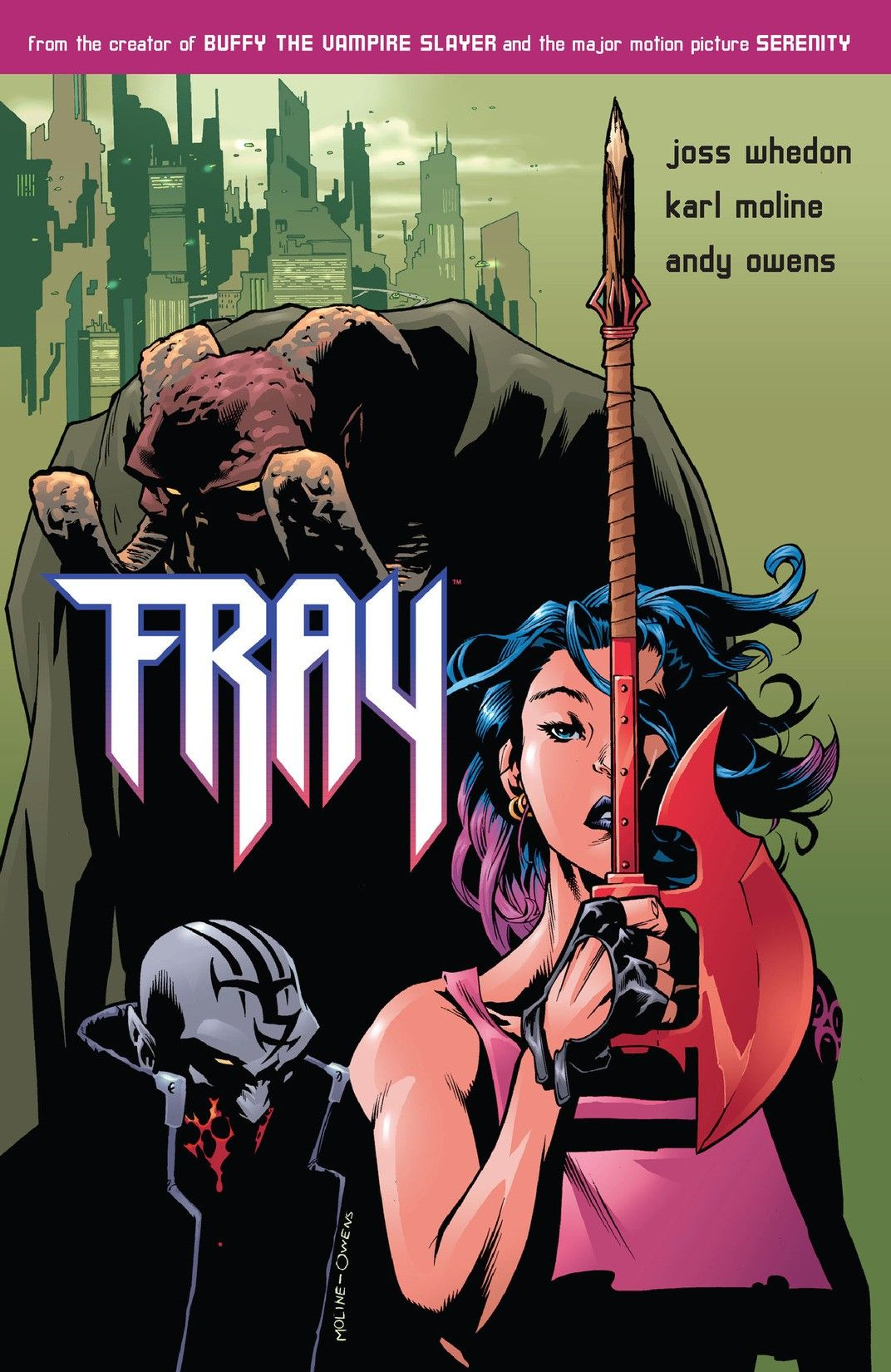 Image result for fray comic