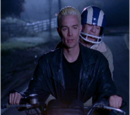 Spike's motorcycle