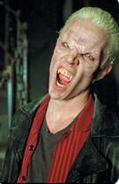 Spike vampy face