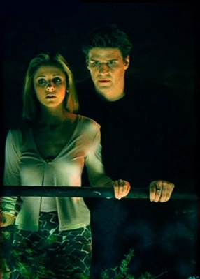 Image - Buffy angel surprise still.jpg | Buffyverse Wiki ...