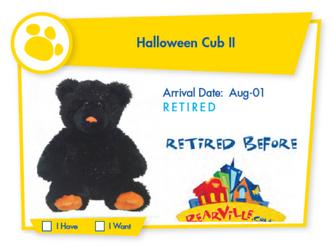 Halloween Cub II