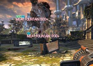Meatfountain