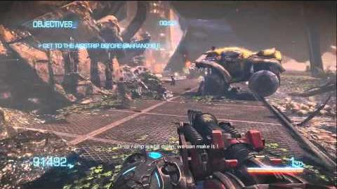 Bulletstorm I Might Be Late Achievement Guide