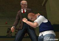 Mr Wiggins busts Jimmy