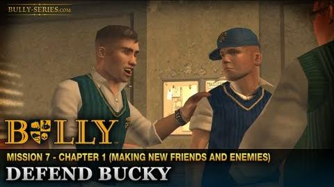 Defend Bucky - Mission 7 - Bully Scholarship Edition