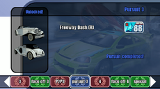 Championship stage 12 - Pursuit 3 - B2 menu