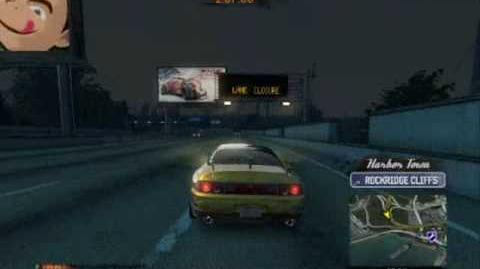 Burnout Paradise Free Roaming Gameplay