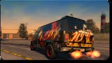 Carson Inferno Van