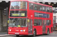 381 to Peckham