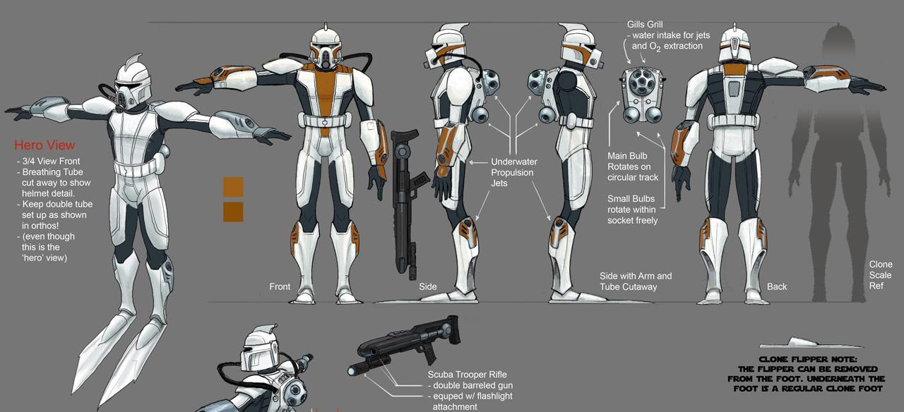 Clone Scuba Trooper Clone Wiki Fandom Powered By Wikia