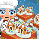 Chef special gingerbread house