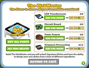Thedishmaster