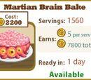 Original Martian Brain Bake