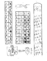 Gediminas calendar