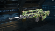M8A7 Gunsmith Model Contagious Camouflage BO3
