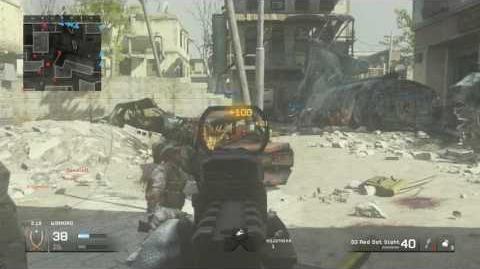 COD 4 Modern Warfare Remastered G3 Assault Rifle Gameplay Review On Crash
