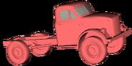 GAZ-63 model 2 BOII