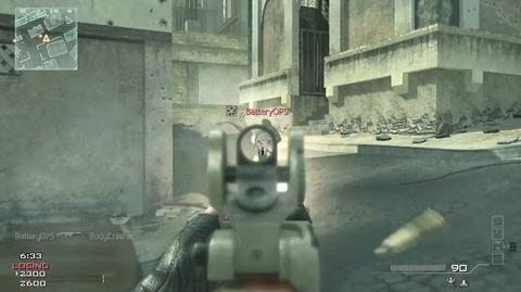 Official Call of Duty Modern Warfare 3 - Weapon Progression Behind the Scenes Video