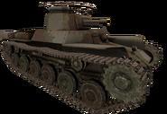 Type 97 model WaW