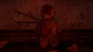 Samantha's Demonized Bedroom's Teddy Bear Kino der Toten