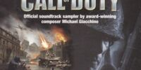 Call of Duty Soundtrack