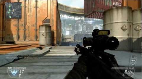 GKG God Killer Gaming Call of Duty Black Ops 2 Cargo Gameplay