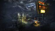 Motel Concept Art Extinction CoDG