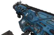 Peacekeeper MK2 Reloading BO3