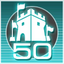 The Fortress Achievement Icon CoDH