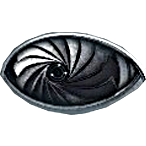 Blind Eye menu icon AW
