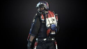 Netherlands Exoskeleton Pack AW