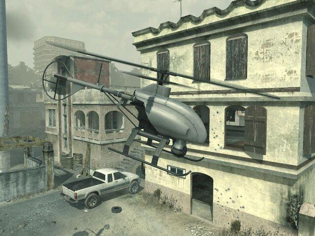 File:Recon Drone third person MW3.jpg