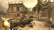 Backlot loadscreen CoD4