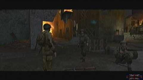 Call of Duty 2 Big Red One - Sicily, Mission 6 Part 3