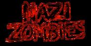 Nazi Zombies logo WaW