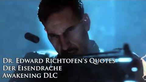 """Der Eisendrache- Edward Richtofen's quotes sound files (Black Ops III """"Awakening"""" DLC)"""