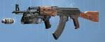 AK-47 GP-25 menu icon CoDO