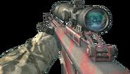 Barrett .50cal Red Tiger CoD4
