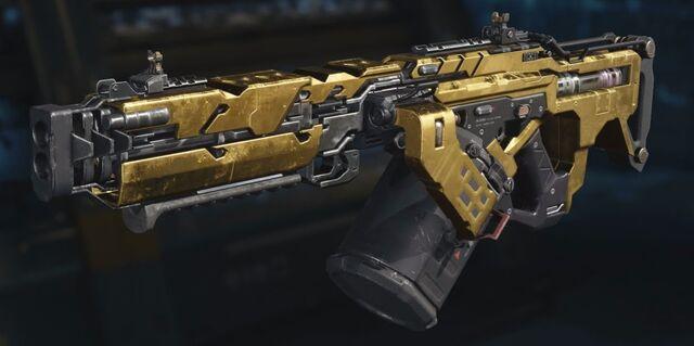 File:Dingo Gunsmith model Gold Camouflage BO3.jpg