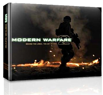 File:MW2 Artbook Cover.png